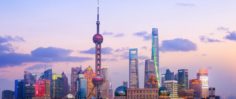 Waitan in Shanghai, China; Pronto provides premium-quality language translation service